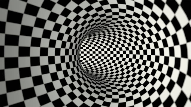 Checkered Tunnel (Loopable)