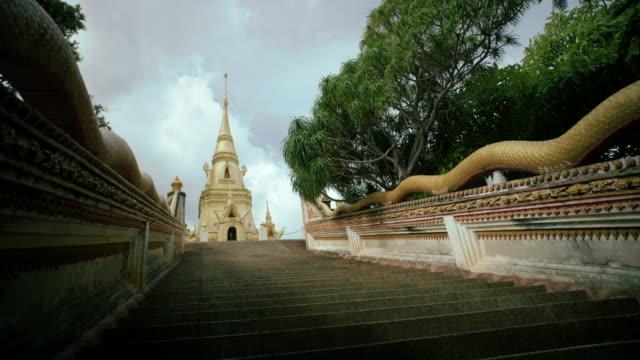 Chedi of the Temple Wat Sila Ngu