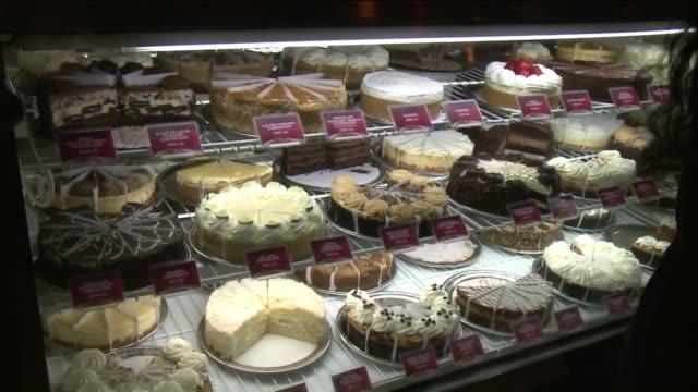 WPIX Cheesecake Factory Opens in Queens