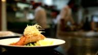 HD:  Chef cucinare sfondo