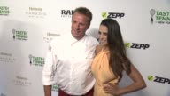 Chef Marc Murphy and Andi Dorfman at Taste of Tennis at W New York Hotel on August 27 2015 in New York City