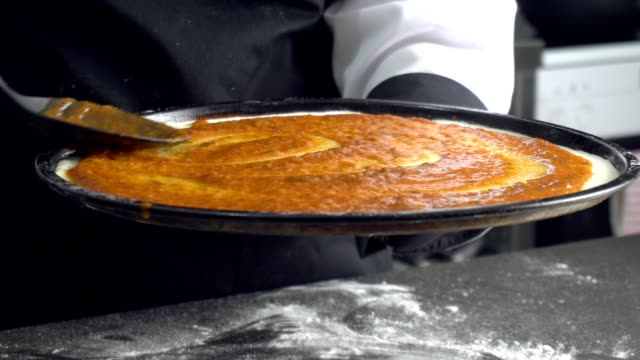 Koch Gießen Pizza-Sauce.