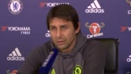 Chelsea aim for record number of consecutive wins INT Antonio Conte press conference SOT This is a great achievement because after these 13 wins in a...