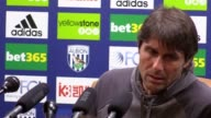 Chelsea are the Premier League champions after Michy Batshuayi scored a late winner in Friday night's 10 defeat of West Brom Tottenham's loss at West...