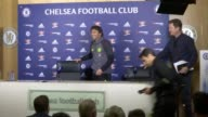 Chelsea expected to take lead at top of Premier League Chelsea expected to take lead at top of Premier League ENGLAND Surrey Cobham INT Antonio Conte...
