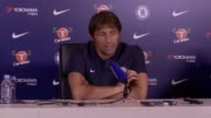 Chelsea head coach Antonio Conte insisted on Friday he was 'not looking for sympathy' over the size of his squad The Italian led the Blues from 10th...