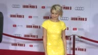 Chelsea Kane at Iron Man 3 World Premiere 4/24/2013 in Hollywood CA