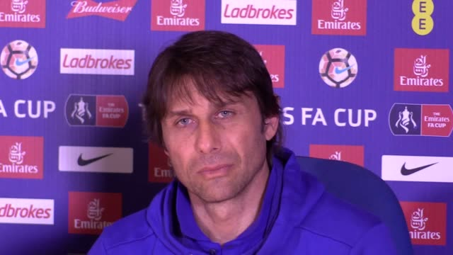 Chelsea manager Antonio Conte pays tribute to Manchester terror victims ahead of his side's FA Cup final against Arsenal