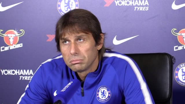 Chelsea manager Antonio Conte previews Saturday's Premier League clash with Watford The champions have suffered backtoback league defeats going into...