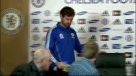 Chelsea manager backed by Roman Abramovich despite recent losses INT Andre VillasBoas entering press conference