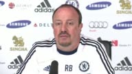 Chelsea manager Rafael Benitez has warned Manchester City that his players have set their sights on climbing above the champions in the Premier...