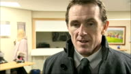 Cheltenham Gold Cup won by novice Coneygree INT Tony McCoy interview SOT little bit emotional little bit sad that that was my last ever time riding...