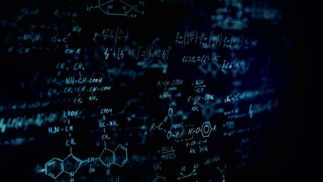 chemical formulas