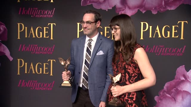 Cherie Saulter and Chad Hartigan at Piaget At The 2014 Film Independent Spirit Awards on February 01 2014 in Santa Monica California