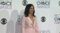 Cheryl Burke at the People's Choice Awards 2016 at Nokia Plaza LA LIVE on January 6 2016 in Los Angeles California