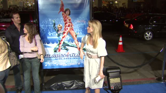 Cheryl Hines at the 'Blades of Glory' Premiere at Grauman's Chinese Theatre in Hollywood California on March 28 2007
