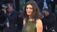 Chiara Mastroianni at '3 Coeurs' Red Carpet 71st Venice International Film Festival at Palazzo del Casino on August 30 2014 in Venice Italy