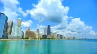 Chicago, IL Tag Zeitraffer