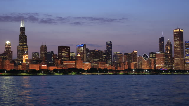 Chicago, IL Skyline