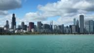 Chicago Skyline Timelapse