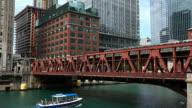 Chicago's El Train HD 1080p