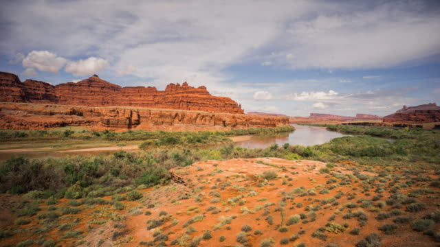 Chicken Corners, Moab, Travel and time-lapse through Utah