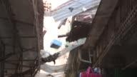 Chicken Wire Roof, Hebron, Palestine