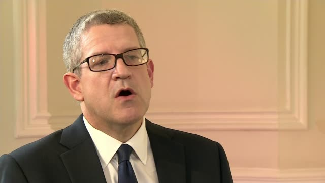 MI5 chief Andrew Parker says scale of terror threat highest he has seen INT Andrew Parker interview SOT seven attacks foiled this year