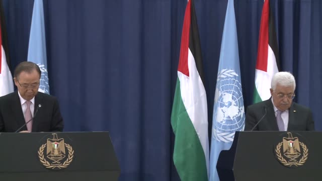 UN chief Ban Kimoon pleaded for an end to spiralling violence on Wednesday as he met Palestinian president Mahmud Abbas in a bid to calm three weeks...
