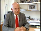 BQ Chief executive pension row ITN Roger Lyons interviewed SOT Union members are really angered when they see chief executive floating away from a...