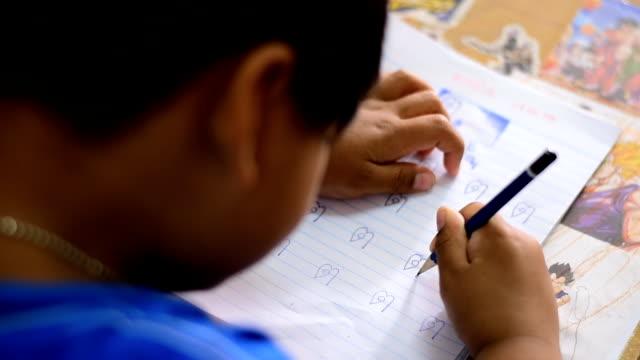Child Apprentice Write