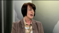 Children affected by bing drinking parents ENGLAND London GIR INTERVIEWS with Emma Spiegler SOT and Maggie Atkinson SOT