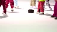 children learn figure skating