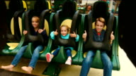 Children on Ride - HD