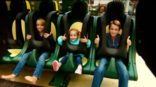 Children on Ride - HD