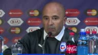 Chile coach Jorge Sampaoli said he feels overwhelmed with excitement after their team won Argentina on penalties and ended a 99year wait for a Copa...