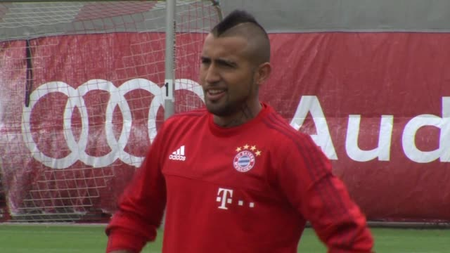 Chile's robust and controversial midfielder Arturo Vidal a vital part of the country's recent success on the field is gearing up for the...