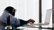 Chimp Laptop Glasses