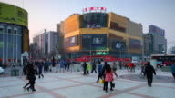 China, Beijing, Wangfujing Daje shopping street