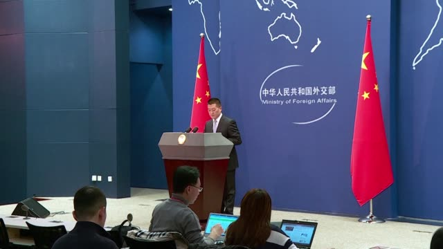 China calls for extra efforts to resolve the North Korean nuclear crisis through talks after US President Donald Trump re branded Pyongyang as a...