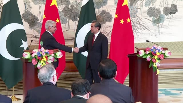 China defends Pakistan's counter terrorism efforts following President Donald Trump's accusation that Islamabad harbours militants attacking US and...