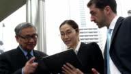 China Hong Kong Business Travel People