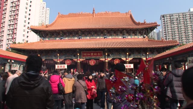 China on Thursday hopped into the Lunar New Year the Year of the Rabbit with lion dances temple fairs traditional snacks and of course a whole lot of...