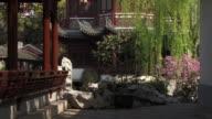 MS, TU, China, Shanghai, Yu Yuan Garden, Chinese Pavilion