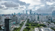 China Shenzhen City Scenery time-lapse photography