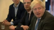 China tells Donald Trump and Pyongyang to 'exercise restraint' over missile threats LIB / ITALY Lucca INT Boris Johnson MP Johnson and Rex Tillerson...