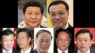 China unveiled its new leaders with Vice President Xi Jinping marching on stage at the head of a revamped lineup that will steer the world's number...