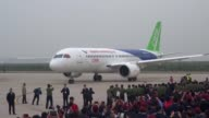 China's first domesticallybuilt jetliner completed Friday a maiden flight a symbolic achievement for the world's secondlargest economy in trying to...