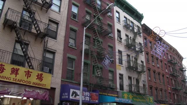 Chinatown / Little Italy, NYC - Mott Street Apartments
