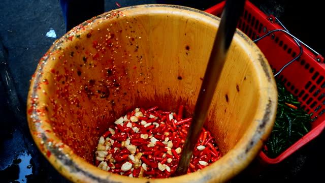 Chinesische Chilipaste